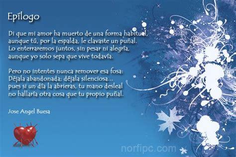 libro eplogo volume 3 la ep 237 logo poema de jose angel buesa poemas versos y poes 237 a de amor facebook