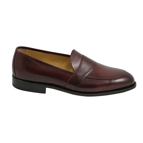 goodyear welted loafers nettleton goodyear welted loafers burgundy