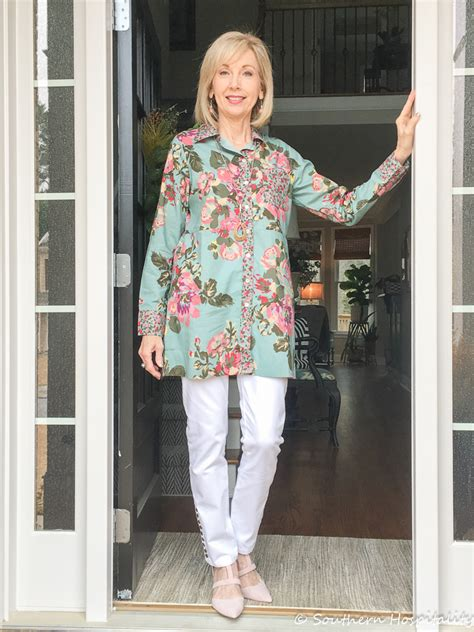 easter outfits for woman over 50 fashion over 50 floral for easter southern hospitality