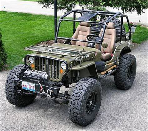 willys jeep lifted jeep willys lifted image 174