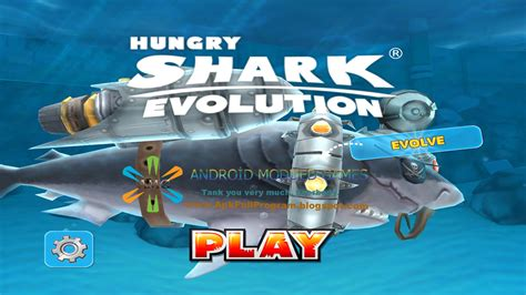 mod game hungry shark hungry shark evolution v3 1 0 mod android modded games