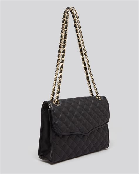 Minkoff Quilted Affair by Minkoff Shoulder Bag Quilted Affair With Gold