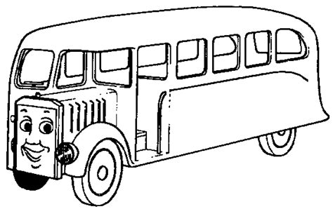 Thomas The Tank Engine Coloring Pages For Kids Tank Engine Colouring Pages