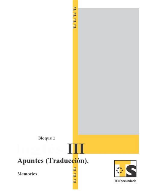 libro de decimo ao de ingles con las respuestas del 2016 traducci 211 n libro ingles tercero