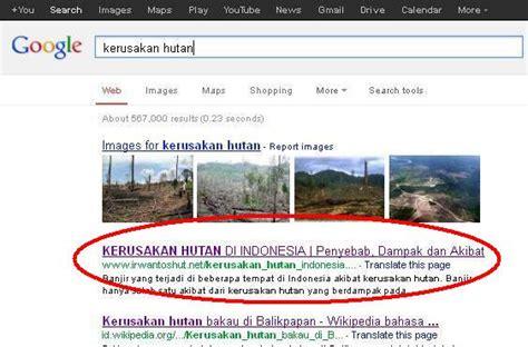 Membuat Web Nomor 1 Di Google | membuat blog website terindeks nomor 1 di google search engine