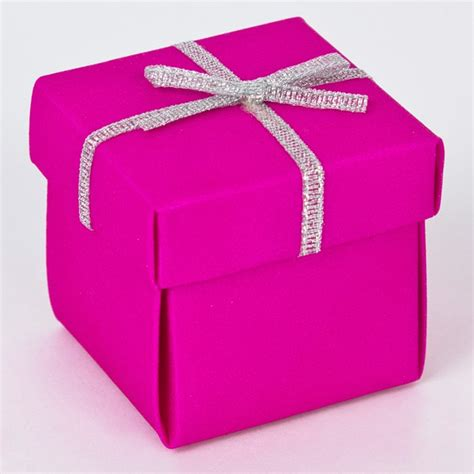 Small Gift Boxes Card Factory - pink glitter gift box small only 49p