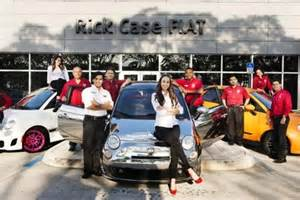 Fiat Rick Dealer Posts All Time Sales Record In May News F