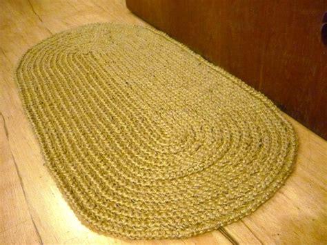 how to crochet oval rug create your modern crochet rag rug best decor things