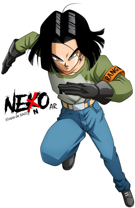 z android 17 android 17 5 by nekoar on deviantart
