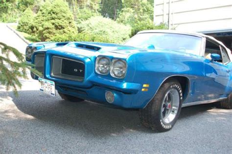 1972 pontiac lemans le mans gto fully restored 350 pontiac for sale in memphis tennessee buy used 1972 pontiac lemans convertible gto 455 h o ram air restored in yorktown heights new