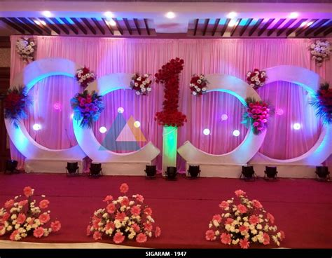 Cherry Decorations For Home by Birthday Party Decoration At Shenbaga Hotel And Convention