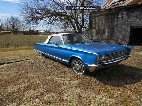 1966 Chrysler Newport by 1966 Chrysler Newport Convertible