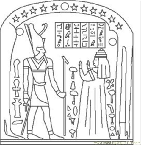 free coloring pages of egypt coloring pages e egypt coloring pages 16 med countries