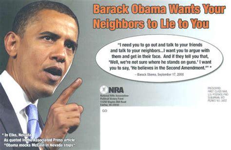 the obama gun quot owner nra maine politics