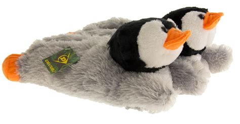 penguin slippers novelty slippers dunlop penguin soft warm slip on