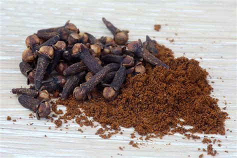Evergreen Home Decor Cloves An Exotic Flavor Best Used With Due Restraint