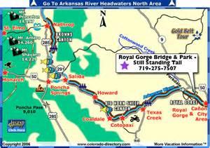 arkansas river map colorado arkansas river headwaters east fishing map colorado