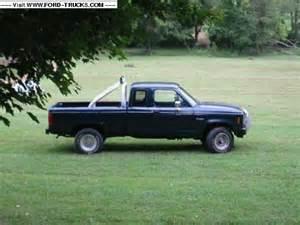 1988 ford ranger 4x4 88 stx ranger