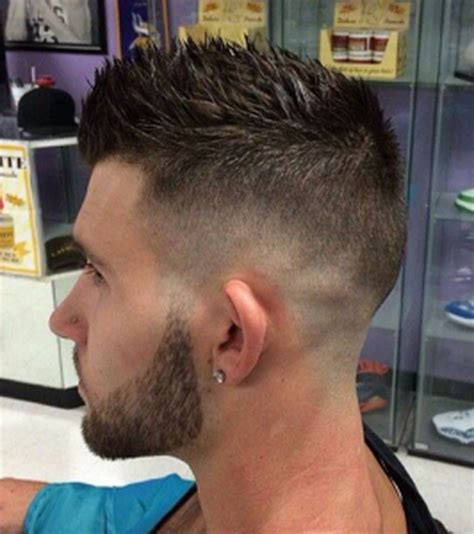 pasos para corte de pelo cabello corto degradado tendencia en cortes de pelo