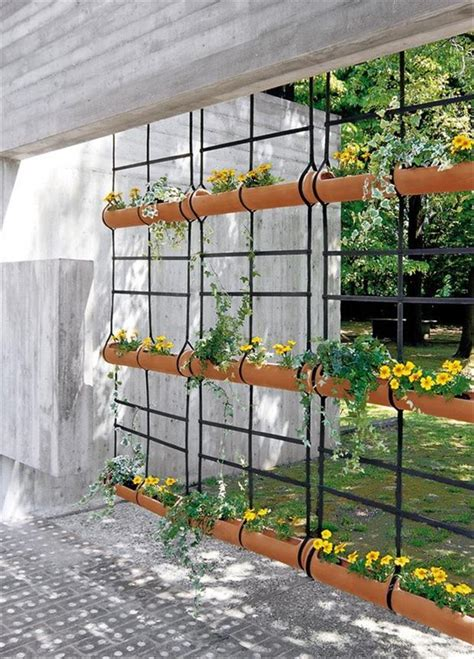 Hanging Strawberry Planter Diy by Gardener S Dig Gutters As Planters