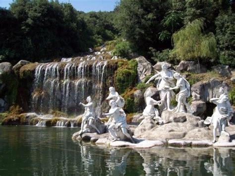 giardini della reggia di caserta sudalia reggia di caserta e real seterie una giornata a