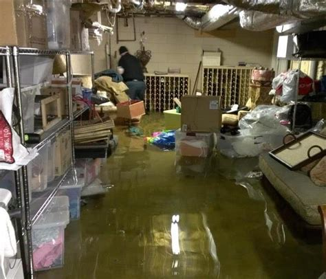 flooded basement in salisbury md servpro of the lower shore