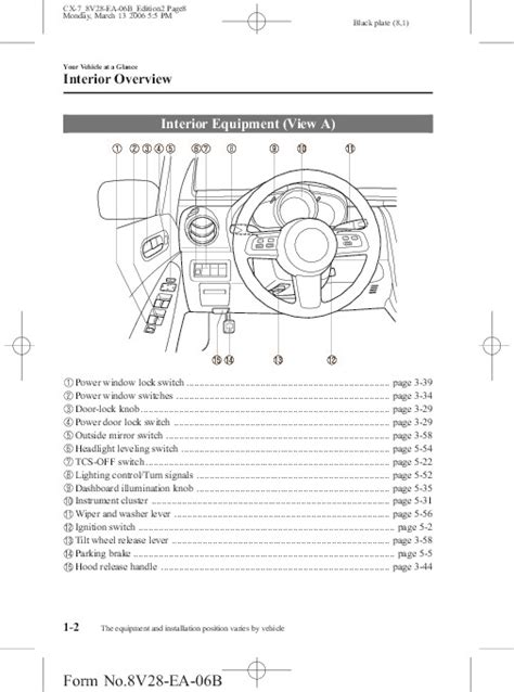 car repair manual download 2008 mazda cx 7 electronic toll collection 2007 mazda cx 7 owners manual