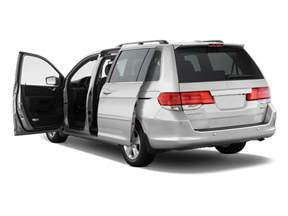 2009 Honda Odyssey Touring 2009 Honda Odyssey Touring Honda Minivan Review