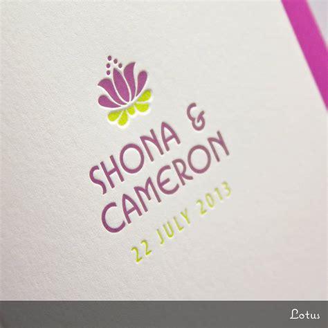 Wedding Invitation Yield by Handprinted Letterpress Wedding Stationery By Yield Ink