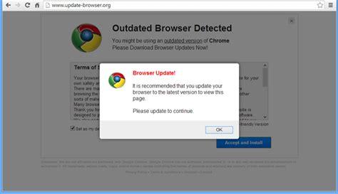 chrome virus fake chrome update virus d 233 limination supprimer fake