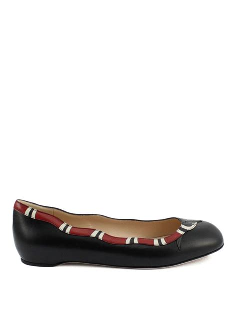 Flat Shoes Guci Amour kingsnake leather flat shoes by gucci flat shoes ikrix