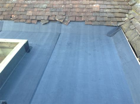 Flat Roof Installation Recent Project New Flat Roof Rudgwick Surrey Ar Systems