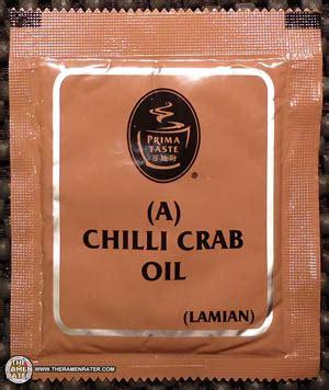 Prima Taste Chili Crab La Mian 1271 prima taste singapore chilli crab la mian the