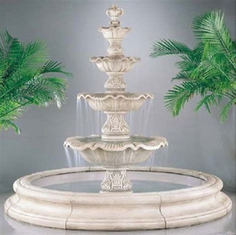 Handmade Fountains - impressive handmade outdoor design ideas