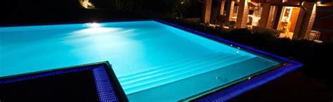 illuminazione piscina sistemi illuminazione piscine modelli di illuminazione di