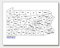 printable map of york pa printable pennsylvania maps state outline county cities