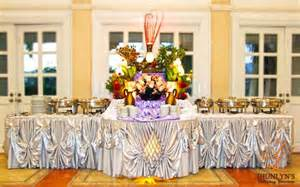 Buffet Table Arrangement Ideas Jhunlyn S Food Place And Catering Services Cebu City Ceb