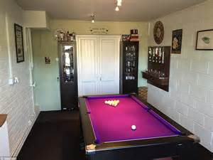 turn garage into game room large and beautiful photos uk s best games rooms compete to become man cave of the