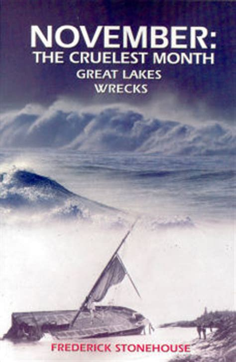 The Cruelest Month november the cruelest month great lakes wrecks from s books trains railroad