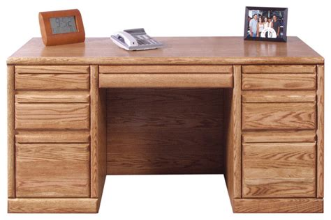 Cherry Oak Desk bullnose desk cherry oak transitional desks and hutches by oak arizona