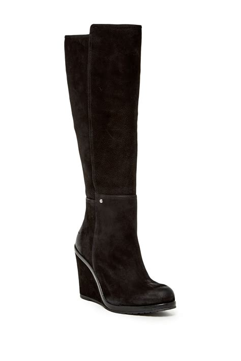 8 absolute vince camuto wedge boot serpden