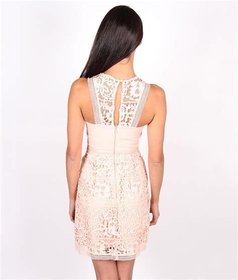 Dress Alila 1 lumier by bariano lace dress alila