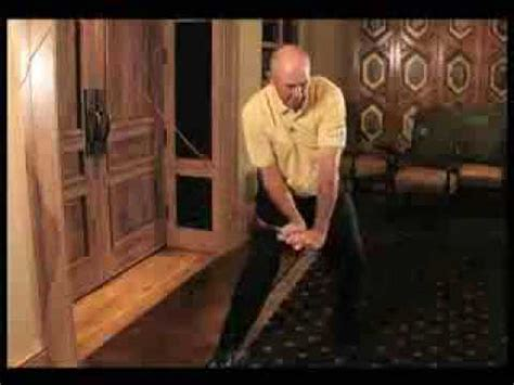 tom lehman swing tom lehman demonstrates the g 4 sing trainer youtube