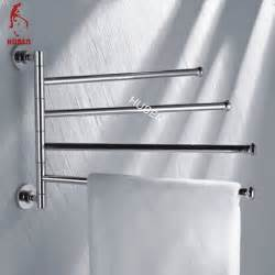 decorative towel holders bathroom decorative bathroom rotated extendable towel rack buy