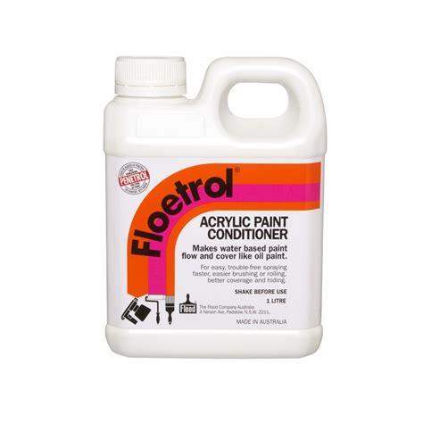 acrylic paint bunnings floetrol 1l acrylic paint conditioner bunnings warehouse