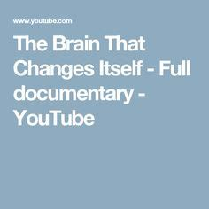 Pdf The Brain That Changes Itself Documentary by Ptsd And Science On