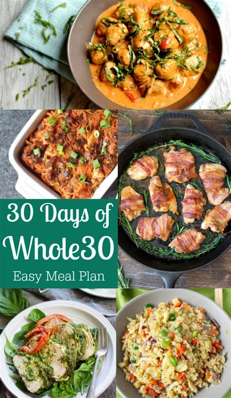 30 day whole food cooker challenge delicious simple and whole food cooker recipes for everyone books 30 days of whole30 easy meal plan recipes paleo