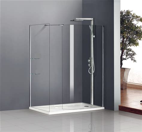 C Shower Enclosure by Walk In Shower Enclosure Curved Glass Screen With Polished
