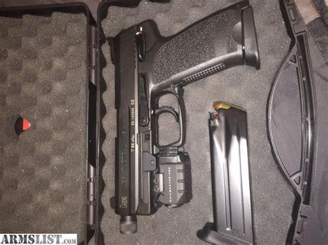 hk gun rug armslist for sale hk usp 45 tactical with crimson trace railmaster pro