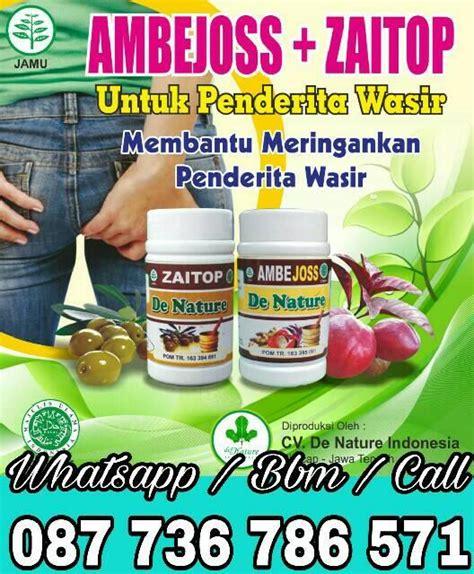 Obat Herbal Untuk Gejala Wasir obat herbal wasir eksternal obat wasir herbal